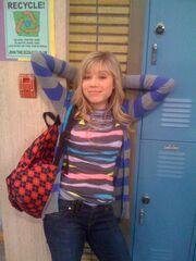 Sam at school