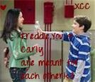 Freddie You and Carly are meant for each other