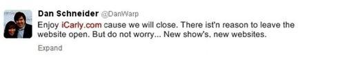 File:Dan announces to shut down iCarly.com.jpg