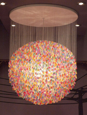 File:Gummy Bear Chandelier.jpg