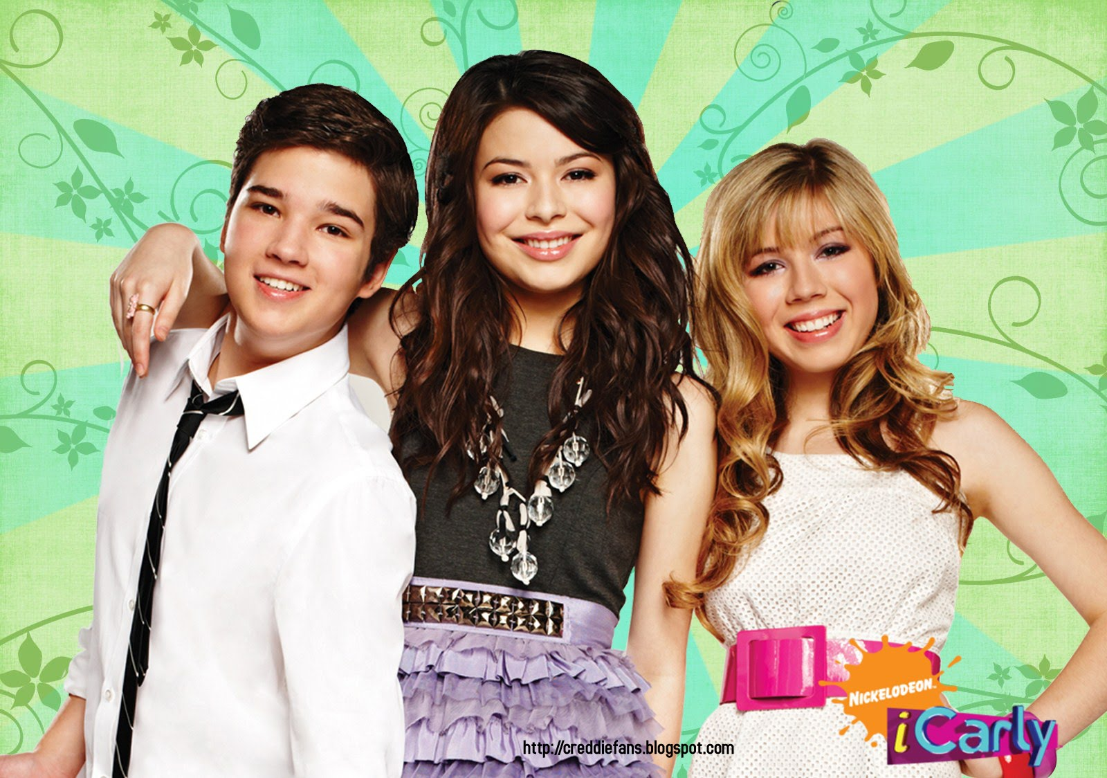 Image wallpaper icarly 2 icarly wiki - Icarly wallpaper ...