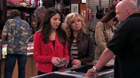 ICarly iLost My Head in Vegas Sneak Peek 1