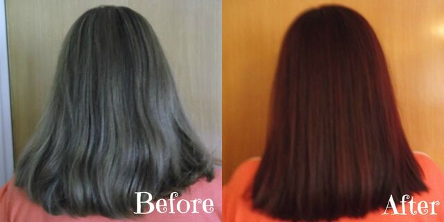 File:My hair before after.jpg