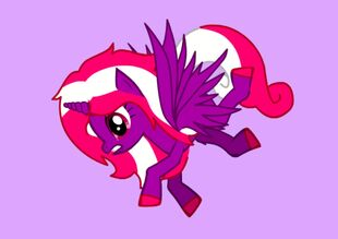 My mlp pony
