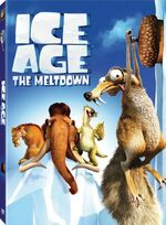 The Meltdown DVD
