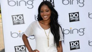 Keke Palmer (voice of Peaches -teen-)
