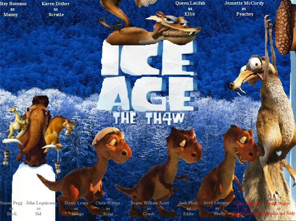 ice age red horn - photo #12