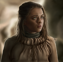 Arya Stark (hello-ground)