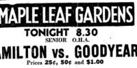 1939-40 OHA Senior Season