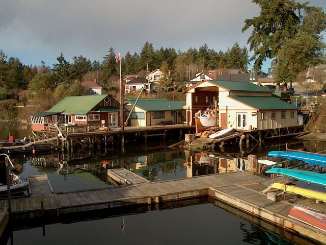File:Brentwood Bay, British Columbia.jpg