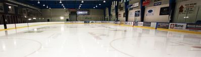 Canmore Recreation Centre indoor photo