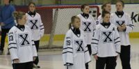 2009–10 St. Francis Xavier X-Women ice hockey season