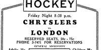 1939-40 MOHL Season