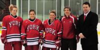 York Lions women's ice hockey