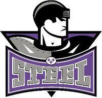 St.. Albert Steel Logo