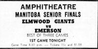 1949-50 Manitoba Senior A Playoffs
