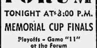 1968-69 Memorial Cup Final