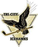 Tri City Ice Hawks logo