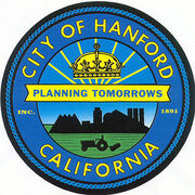 Hanford, California