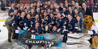 2017 Big Ten Champs Penn State