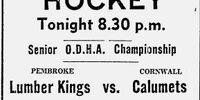1948-49 Ottawa District Senior Playoffs