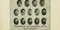1918-19 OHA Intermediate Groups