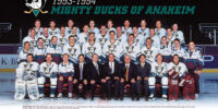 1993–94 Mighty Ducks of Anaheim season