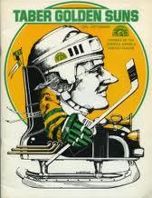 Tabot Golden Suns 1976-1977 AJHL