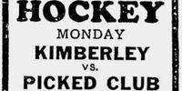 1936-37 Kimberley Dynamiters
