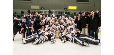 2016 GOJHL Western Champs London Nationals
