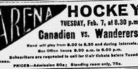 1910-11 Montreal Wanderers season
