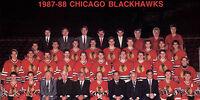 1987–88 Chicago Blackhawks season