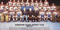 1974–75 Edmonton Oilers season