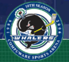Whalers 10th Anniversary Logo
