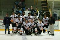 2008-09 Ville-Marie Dragons