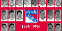 1995–96 New York Rangers season