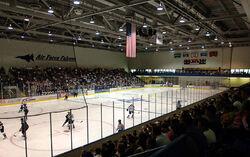 Cadet Field House Ice Arena USAFA Colorado Springs