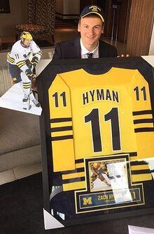 Hyman Hockey Awards