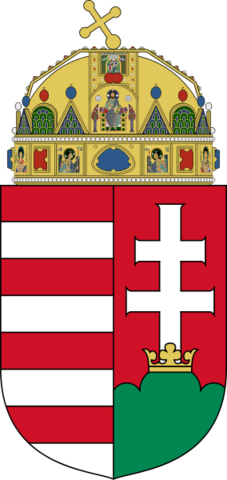 File:Coat of Arms of Hungary.png
