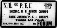 1947-48 Maritimes Junior Playoffs