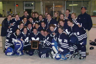 Middlebury 2005 WIH Champ s