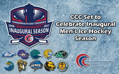CCC 2016-17 mens hockey logo