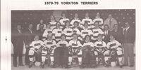1978-79 SJHL Season
