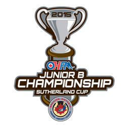 OHA Sutherland Cup Championship Logo 2015