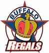 Buffalo Regals crown logo