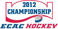 2012 ECAC Hockey Men's Ice Hockey Tournament