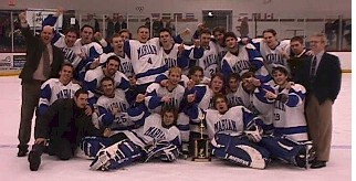 2002 MCHA champs Marian College