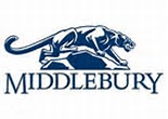 Middlebury Panthers logo