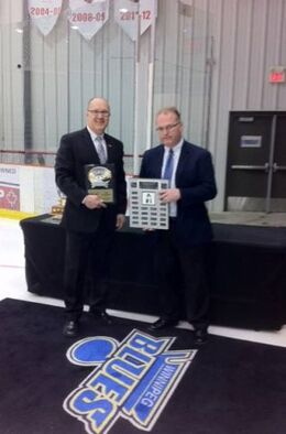 Don MacGillivrary - 2013 Coach of the Year
