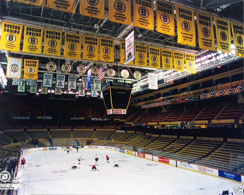 Boston Garden Ice Hockey Wiki Fandom powered by Wikia